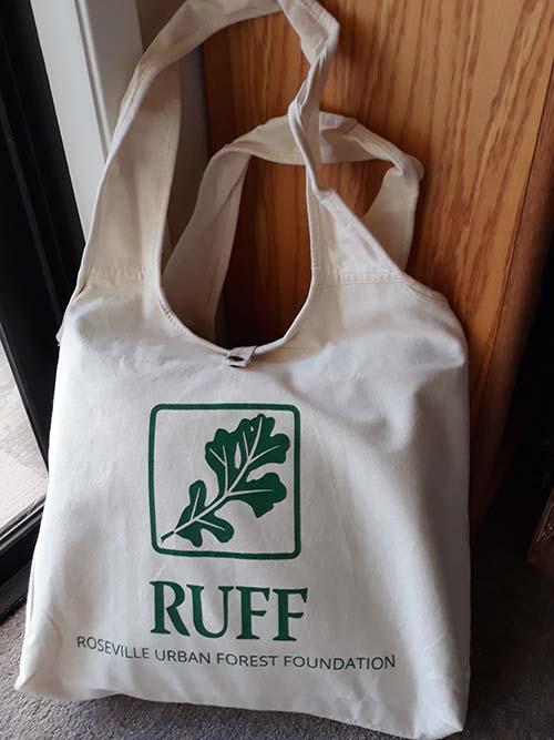 Item 2 - RUFF Tote Bag